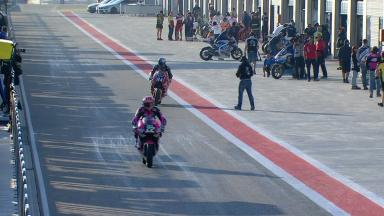 #Aragon GP: Warm Up classe Moto2™