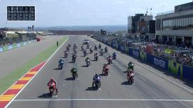The full race session of the MotoGP™ World Championship at the Aragon GP.