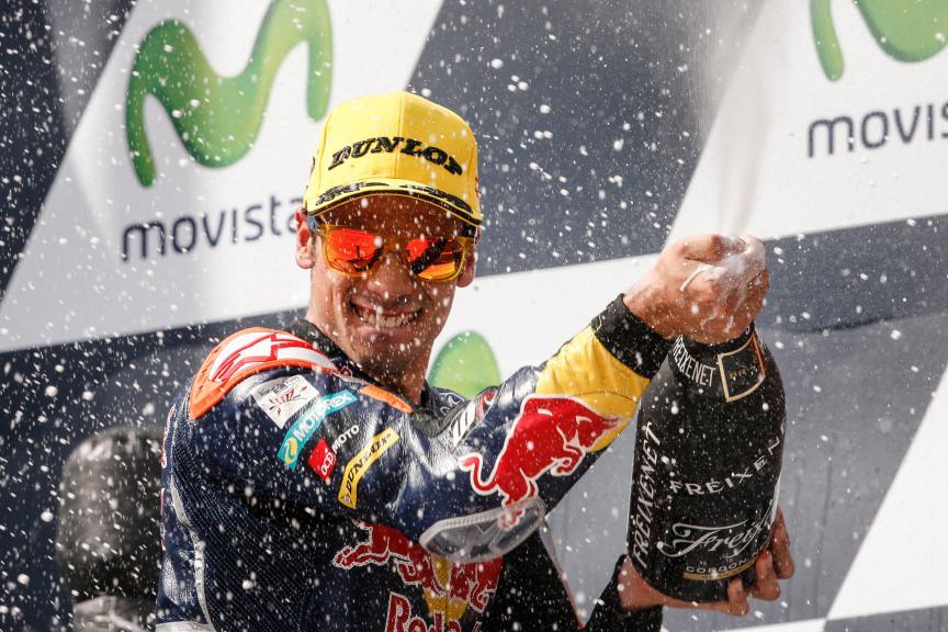 Miguel Oliveira, Red Bull KTM Ajo, Aragón GP RACE