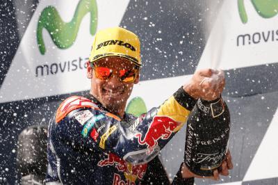 """Oliveira: """"Sabia que a minha moto estava rápida"""""""