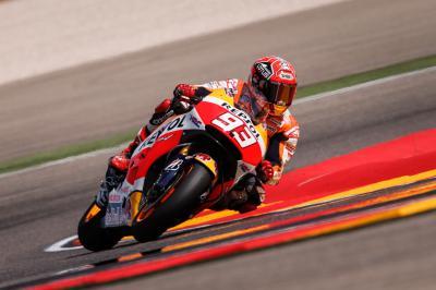 #AragonGP : Un avant-goût de la course