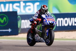 Jorge Lorenzo, Movistar Yamaha MotoGP, Aragón GP
