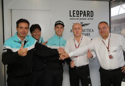 Kent moves to Moto2™ with Leopard Racing