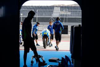 Suzuki Box, Aragón Test