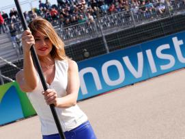 Paddock Girls, Aragón GP