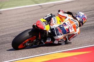 Dani Pedrosa, Repsol Honda Team, Aragón Test