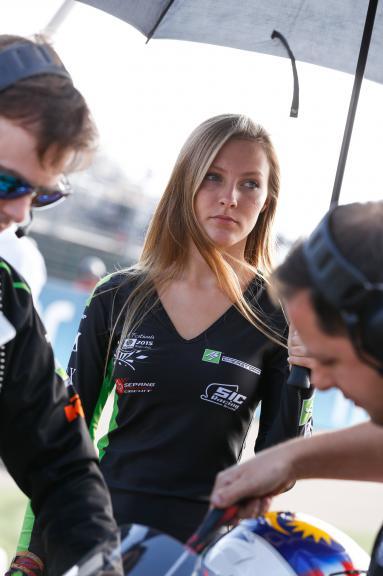 Paddock Girls Gran Premio Movistar de Aragón