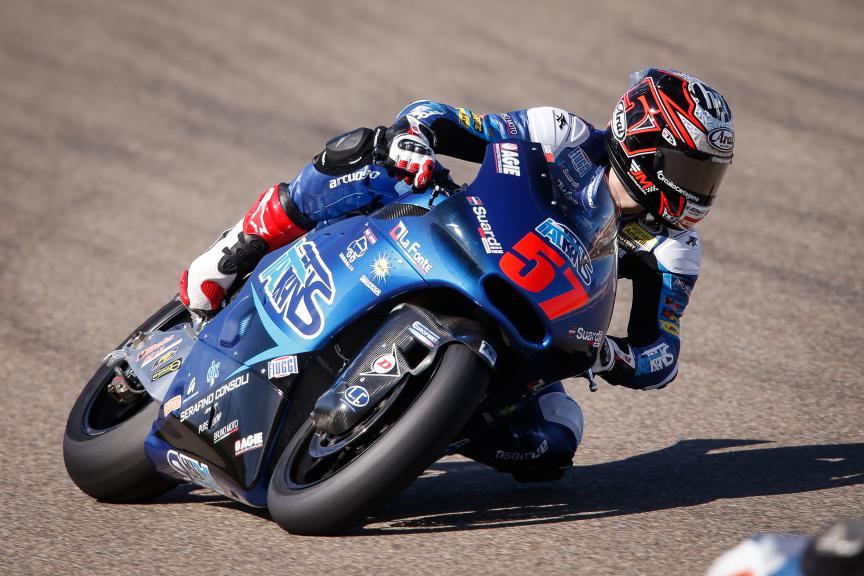 Edgar Pons, Italtrans Racing Team, Aragón GP