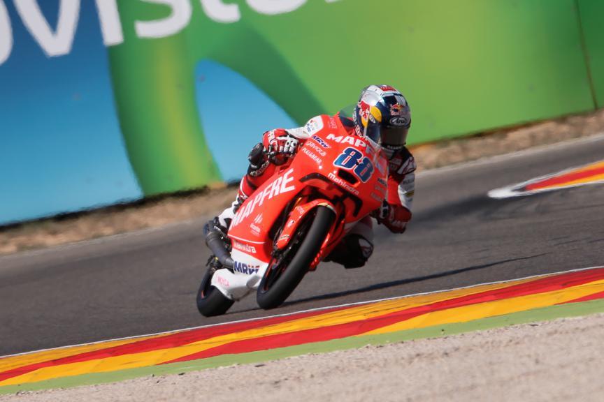 Jorge Martin, Mapfre Aspar Team Moto3, Aragón GP