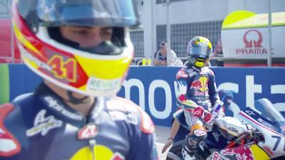 2015 Red Bull MotoGP Rookies Cup - Aragon Race 2 Highlights