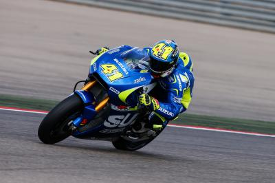 Aleix Espargaró signe son meilleur résultat avec Suzuki