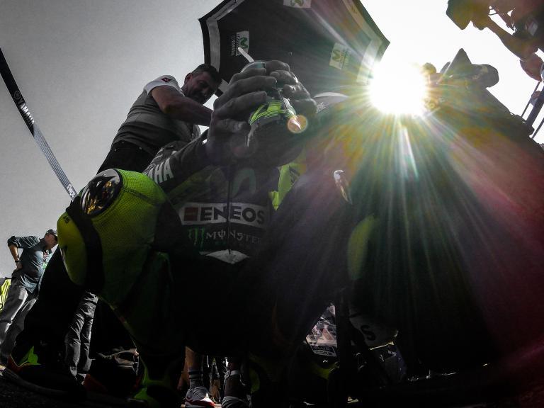 Valentino Rossi, Movistar Yamaha MotoGP, Aragón GP