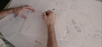 El trabajo de Jorge Lorenzo como diseñador de trofeos