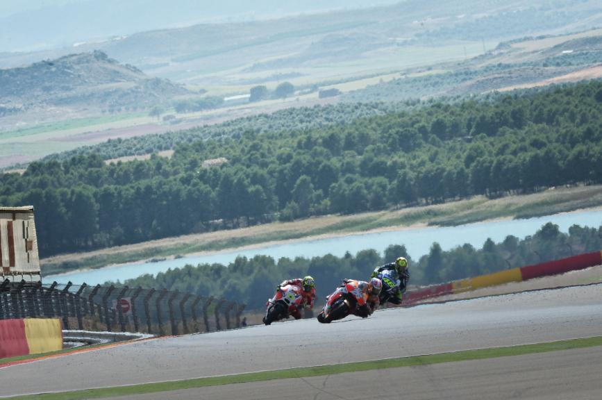 MotoGP Action, Aragón GP
