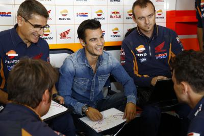 Pedrosa Blog: Great GP in Aragon!