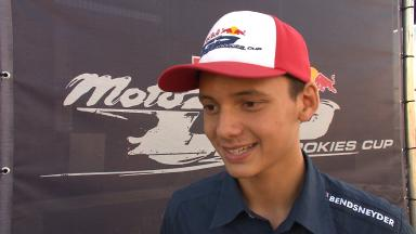 Bendsneyder: 'I will go to the Red Bull KTM Ajo Team'