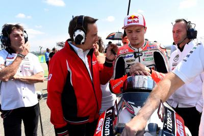 Bridgestone review the Aragon GP