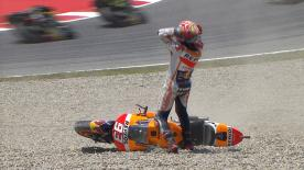 The 2015 season hasn't been easy for Marc Marquez, five crashes and multiple injuries ended his hopes of a third MotoGP™ title.