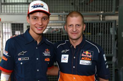 Red Bull KTM Ajo annonce Binder et Bendsneyder pour 2016