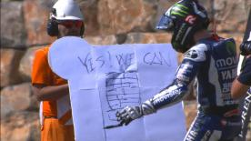 An alternative look at the happenings behind the scenes at the #AragonGP, including all the best oddities & outtakes.