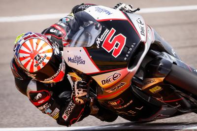 Zarco ready to take title in Japan