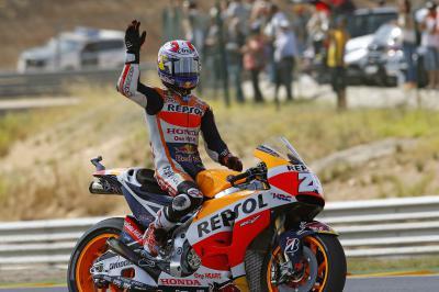 ペドロサ、表彰台獲得ランクでニエトに接近