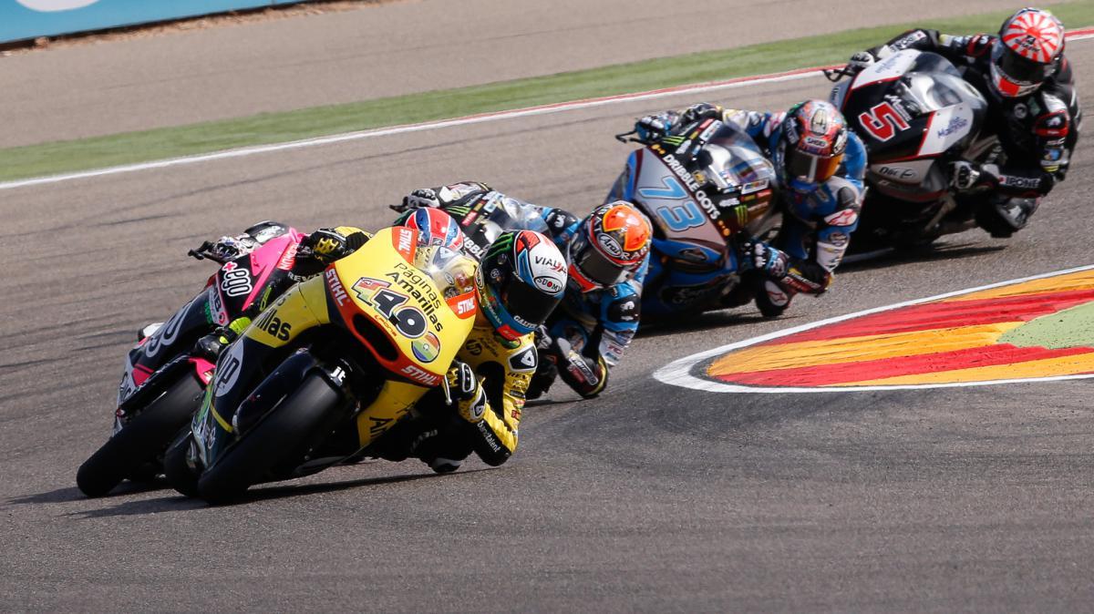 #StatAttack: Who won last years Moto2™ race at Motegi?