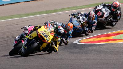 #StatAttack: Who won last years Moto2™ race at Motegi?