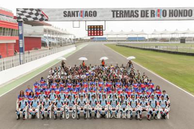 Termas acoge el Campeonato Panamericano de velocidad