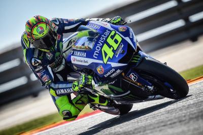 Rossi: «¡Estoy preparado!»