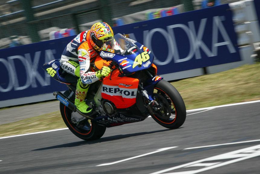 Valentino Rossi, Suzuka 2002