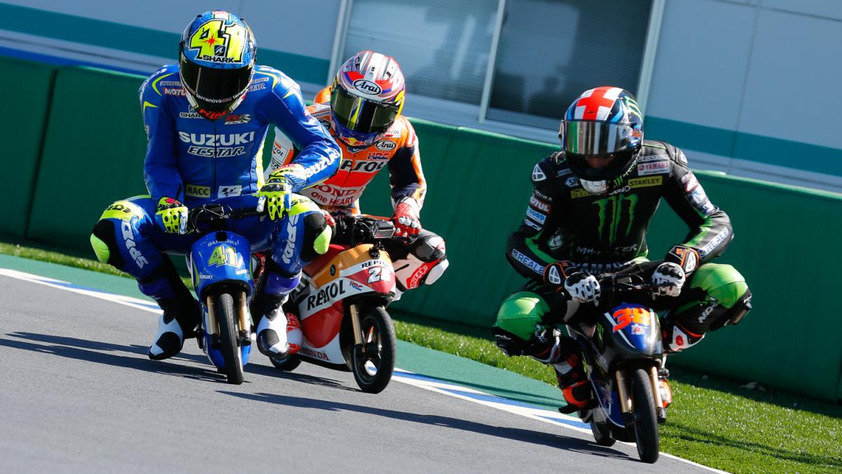 Japanesegp Electric Mini Bike Race Motogp