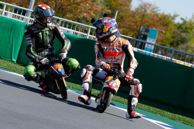 Galerie photo : En minibikes au Twin Ring Motegi