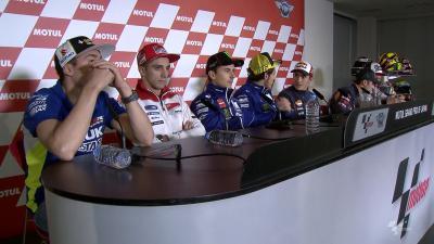 La MotoGP™ approda in Oriente