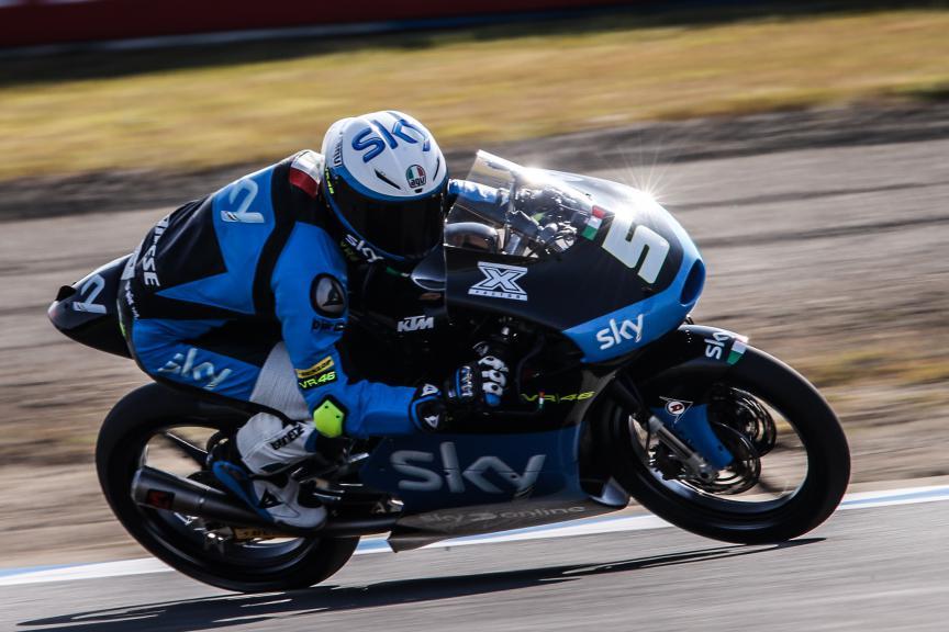 Romano Fenati, SKY Racing Team VR46, Japanese GP FP2