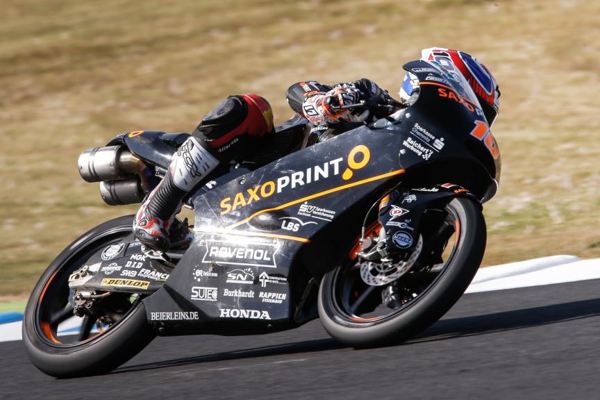 Alexis Masbou, Saxoprint RTG, Japanese GP FP2
