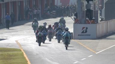 Moto3™クラス‐フリー走行1