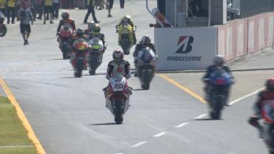 Japanese GP Moto2™ 1. Freies Training