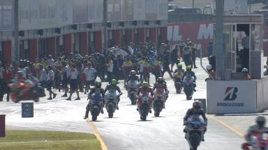 Japanese GP MotoGP™ 1. Freies Training