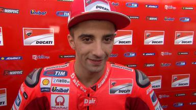 Iannone: 'The start is really great'