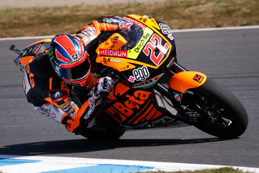 Sam Lowes, Speed Up Racing, Japanese GP FP2