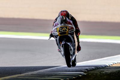 Antonelli führt Freitag in der Moto3™ an