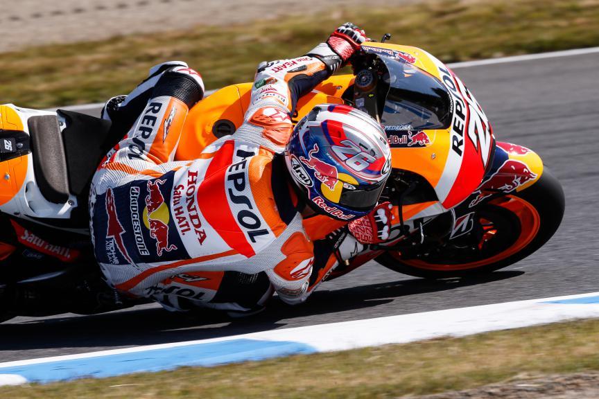 Dani Pedrosa, Repsol Honda Team, Japanese GP FP2