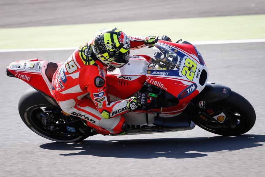 Andrea Iannone, Ducati Team, Japanese GP FP2
