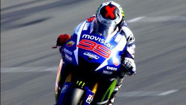 MotoGP™クラス‐初日‐ハイライト