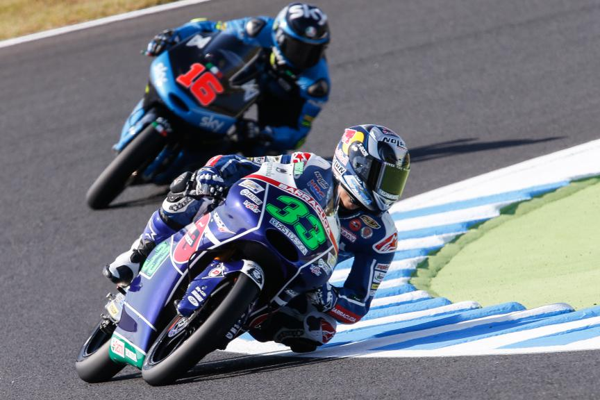 Enea Bastianini, Gresini Racing Team Moto3, Japanese GP FP2