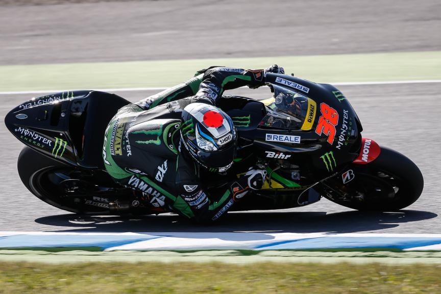 Bradley Smith, Monster Yamaha Tech 3, Japanese GP FP2