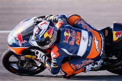 Oliveira: 'Ho un buon ritmo e sono costante'