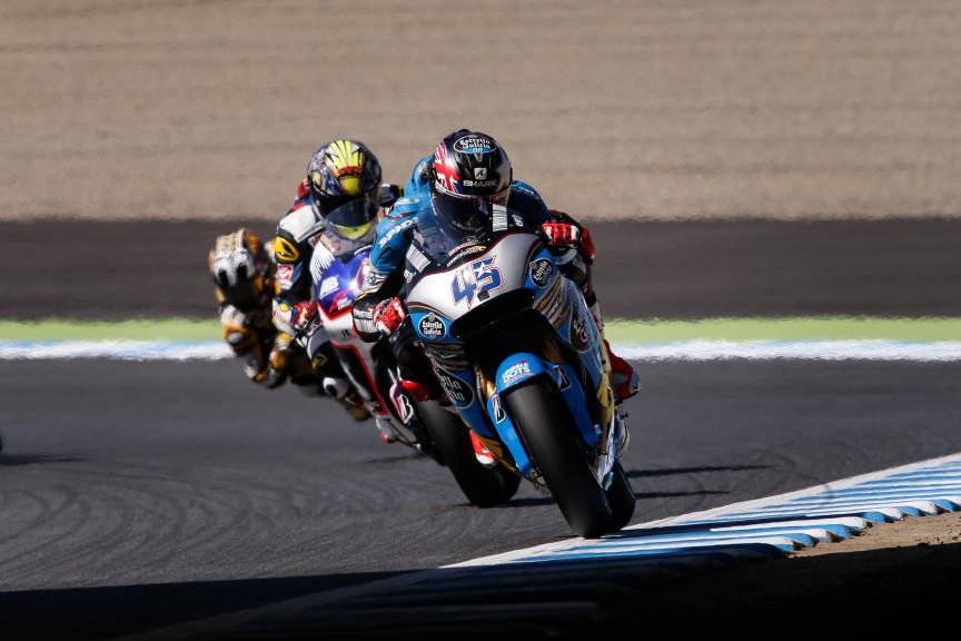 Scott Redding, EG Marc VDS 0,0, Japanese GP FP2
