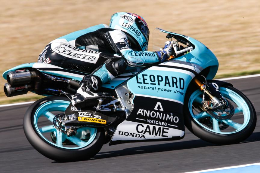 Danny Kent, Leopard Racing, Japanese GP FP2